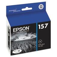 Epson T157820 Matte Black Ink Cartridge Original Genuine OEM