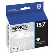 Epson T157920 Light Light Black Ink Cartridge Original Genuine OEM