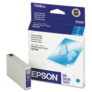 Epson T559220 Cyan Ink Cartridge Original Genuine OEM