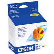 Epson T037020 Color Ink Cartridge Original Genuine OEM
