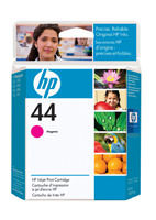 HP 51644M (HP 44) Magenta Ink Cartridge Original Genuine OEM