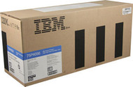 IBM 75P4056 High Yield Cyan Toner Cartridge Original Genuine OEM
