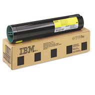 IBM 39V2210 Yellow Toner Cartridge Original Genuine OEM