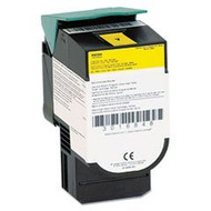 IBM 39V2433 Yellow Toner Cartridge Original Genuine OEM