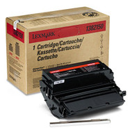 Lexmark 1382150 Black Toner Cartridge Original Genuine OEM