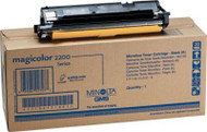 Konica Minolta 1710471-004 Cyan Toner Cartridge Original Genuine OEM