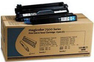 Konica Minolta 1710530-004 Cyan Toner Cartridge Original Genuine OEM