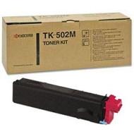 Kyocera Mita TK-502M Magenta Toner Cartridge Original Genuine OEM