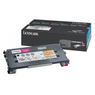 Lexmark C500H2MG Magenta Toner Cartridge Original Genuine OEM