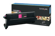 Lexmark C9202MH Magenta Toner Cartridge Original Genuine OEM