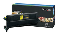 Lexmark C9202YH Yellow Toner Cartridge Original Genuine OEM