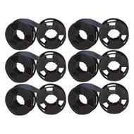 Lexmark 1040990 Six Pack Black Printer Ribbon Cartridge Original Genuine OEM