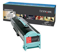 Lexmark X850H21G Black Toner Cartridge Original Genuine OEM