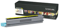 Lexmark X925H2YG Yellow Toner Cartridge Original Genuine OEM