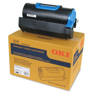 Okidata 45460508 Black Toner Cartridge Original Genuine OEM