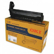 Okidata 45395711 Cyan Drum Original Genuine OEM