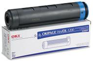 Okidata 52109201 Black Toner Cartridge Original Genuine OEM