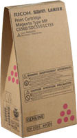 Ricoh 841335 Magenta Toner Cartridge Original Genuine OEM