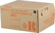Ricoh 888341 (Type R1) Yellow Toner Cartridge Original Genuine OEM