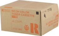 Ricoh 888341 (Type R1) Yellow Toner Cartridge Original Genuine OEM