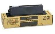Toshiba TK15 Black Toner Cartridge Original Genuine OEM