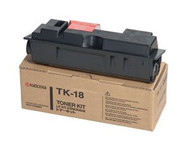 Toshiba TK18 Black Toner Cartridge Original Genuine OEM