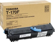 Toshiba T-170F Black Toner Cartridge Original Genuine OEM