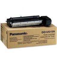 Panasonic DQ-UG15A Black Toner Cartridge Original Genuine OEM