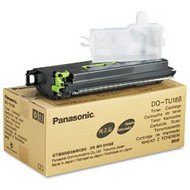 Panasonic DQ-TU18B Black Toner Cartridge Original Genuine OEM