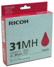 Ricoh 405703 High Yield Magenta Toner Cartridge Original Genuine OEM