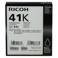 Ricoh 405761 Black Toner Cartridge Original Genuine OEM
