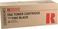 Ricoh 430347 (Type 1160) Black Toner Cartridge Original Genuine OEM