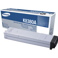 Samsung CLX-K8380A Black Toner Cartridge Original Genuine OEM