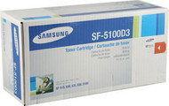 Samsung SF-5100, SF-515, SF-530 Original Genuine Black Toner Cartridge