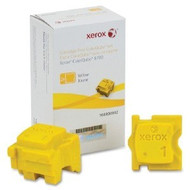 Xerox 108R00992 2 Pack Yellow Solid Ink Sticks Original Genuine OEM