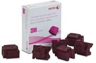 Xerox 108R01015 6 Pack Magenta Solid Ink Sticks Original Genuine OEM