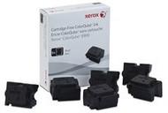 Xerox 108R01017 6 Pack Black Solid Ink Sticks Original Genuine OEM