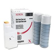 Xerox 6R1046 Black Copy Toner (2 Ctgs + 1 Waste Container) Original Genuine OEM