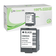 HP C6602A Black Ink Cartridge BGI Eco Series Compatible
