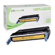 HP C9722A (HP 641A) Yellow Laser Toner Cartridge BGI Eco Series Compatible