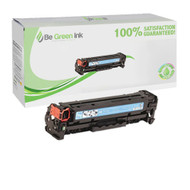HP CC531A (HP 304A) Cyan Laser Toner Cartridge For Color LaserJet CP2025 BGI Eco Series Compatible