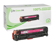HP CC533A (HP 304A) Magenta Laser Toner Cartridge For Color LaserJet CP2025 BGI Eco Series Compatible