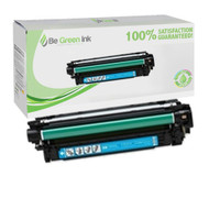 HP CE251A (HP 504A) Cyan Laser Toner Cartridge BGI Eco Series Compatible