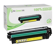 HP CE252A (HP 504A) Yellow Laser Toner Cartridge BGI Eco Series Compatible