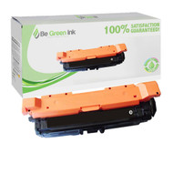 HP CE260X (HP 649X) High Yield Black Laser Toner Cartridge For Color LaserJet CP4025 / CP4525 BGI Eco Series Compatible