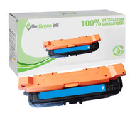 HP CE261A (HP 648A) Cyan Laser Toner Cartridge For Color LaserJet CP4025 / CP4525 BGI Eco Series Compatible