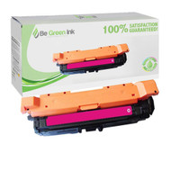 HP CE263A (HP 648A) Magenta Laser Toner Cartridge For Color LaserJet CP4025 / CP4525 BGI Eco Series Compatible