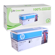 HP CE270A OEM Black Toner Cartridge BGI Eco Series Compatible