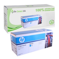 HP CE271A OEM Cyan Toner Cartridge