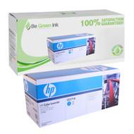 HP CE271A OEM Cyan Toner Cartridge